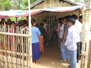 New Church planted in Asia
