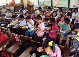 School feeding project