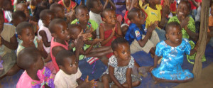 Children under the care of People For Jesus Ministry