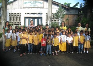Mustard Seed Christian School in the Philippines