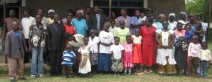 A New Church Plant in Nakhwana, Bungoma county of Western Kenya under Pastor Kizito