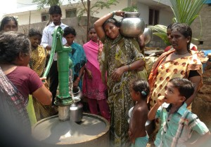 BORE WELLS TO PROVIDE FRESH DRINKING WATER