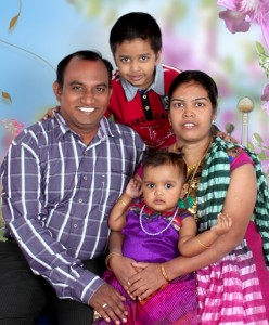 Brother Peter & Family