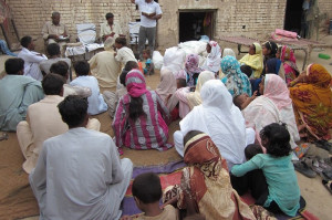 Preaching the Word of God to brick kiln workers - A new church is established