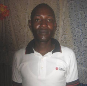 Mr. C. M Conteh, Field Officer