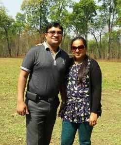 Arjun and Shobha