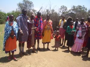 Narok town Church members