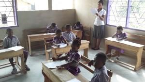 Furman Foundation School in Ghana