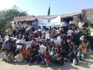 Relief Distribution Program