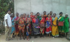 Pastor Samuel and the widows