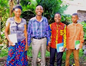 Pastor Ruboneka & Family