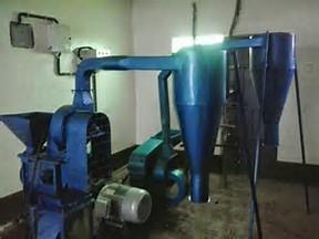 Posho Mill in Kenya