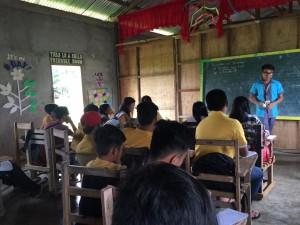 Classroom at MSCSI