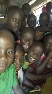 Orphans in Bro. Joe's ministry