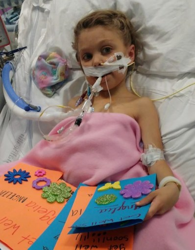 May 4th Angelia wanted to say thank you to all the friends that made her cards.